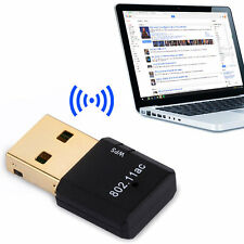 600Mbps Double Frequency USB 2.0 Wifi 802.11ac/a/n/g/b Ethernet Network Card JL