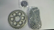 Ducati Multistrada 1200 Final Drive Kits - Front and Rear Sprockets With Chain