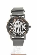 DKNY NY2765 Soho Three-hand Black Leather Strap Ladies Watch