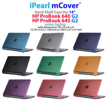 "NEW mCover® Hard Shell Case for 14"" HP ProBook 640 645 G2 series Windows laptop"
