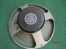 """Fane POP 60 / 15"""" Vintage Loudspeaker  SUPER"""