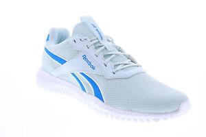 Reebok Flexagon Energy TR 2 FY7889 Womens Blue Mesh Athletic Running Shoes