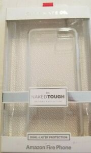 Case-Mate Dual Layer Clear case for Amazon Fire Phone