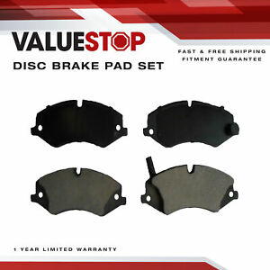 Front Ceramic Brake Pads for Land Rover Discovery V6; Range Rover Sport