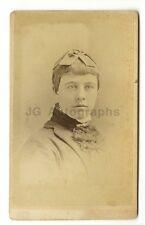 19th Century Fashion - 1800s Carte-de-visite Photograph - G.W. Pach of New York