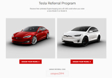 FREE REFERRAL Code - $1000USD OFF a Tesla Model S/X AND Free SuperCharging