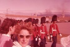 Vintage 1959 Negative / 35mm Slide- Fortress- Quebec- Canada- Band- Sunglasses