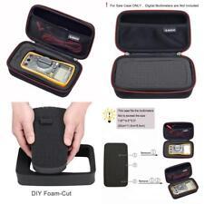 RLSOCO Carrying case for Fluke 117/115/116/113 Digital Multimeter and Fluke 87