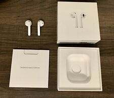 Genuine Apple AirPods White In Ear Canal Headset without Charging Case