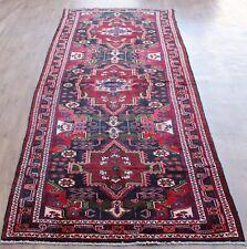 Persian Traditional Vintage Wool 415cmX140cm Oriental Rug Handmade Carpet Rugs