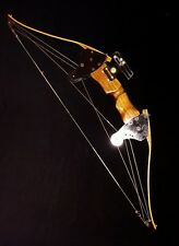 """Herter's 3 Piece Compound Bow 44"""" + Cobra Sight 4 pin Bow Hunting"""