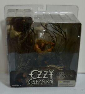 Mcfarlane Ozzy Osbourne Bark at the Moon Action Figure SEALED