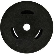 """7 Inch SM Arnold Cool-It Speedy Foam Black Finish Pad for 5"""" Backing Plate 44657"""