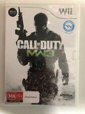 Call of Duty: Modern Warfare 3 (COD MW 3) for Nintendo Wii