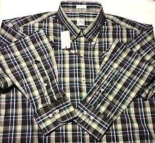 NWT Peter Millar Checks Plaids Button Down Long Sleeve Men's Size Large $125