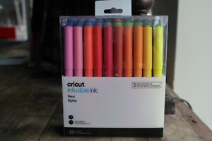 Cricut Infusible Ink 30 Markers Set New Sealed