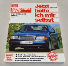 Reparaturanleitung Mercedes C 200 / C 220 / C 250 - Diesel W 202 - ab 1993!
