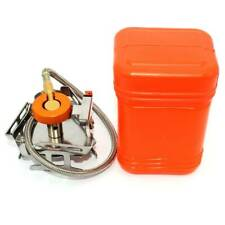Portable Outdoor Camping Gas Stove Butane Propane Burner Hiking Picnic USE Best