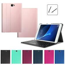 Samsung Galaxy Tab A 10.1/9.7/8.0 Tab E 9.6/8.0 S2 Bluetooth Keyboard Case Cover