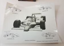 Pennzoil Chaparral #2 Car  8x10
