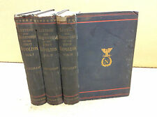 LETTERS AND DESPATCHES OF THE FIRST NAPOLEON - D.A. Bingham - 1884 - 3 vols
