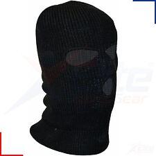 3 Hole Balaclava Warm Winter SAS Army Mask Ski Neck Warmer Black