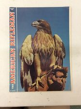 The American Rifleman Magazine August 1965 Red-tailed Hawk Colored Gun Ads Info