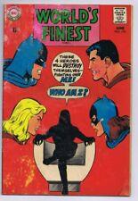 World's Finest #176 Superman Batman ORIGINAL Vintage 1968 DC Comics