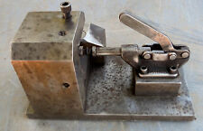 Vtg Destaco 603 Toggle Tool Drill Lathe or Milling Clamp for Manufacturing