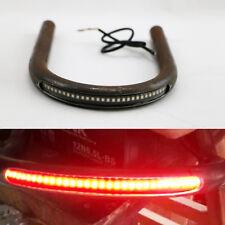 220mm Cafe Racer Frame Hoop Tracker End Flat Seat Loop Large GN CB With Light