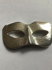 Ladies Masquerade Mask TG233 Pewter Fridge / office desk Magnet memo magnet
