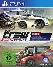 The Crew - Ultimate Edition PS4 New+Boxed