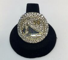2015 Golden State Warriors NBA Champions Stephen Curry Replica Ring Size 13
