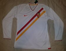 RC Lente Camiseta De Fútbol Jersey mailot lejos 2006 2007 Nike XL Blanco