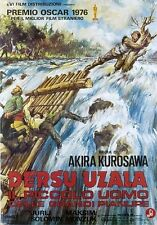 DERSU UZALA  (1975)  * with switchable English, German and Spanish subtitles *