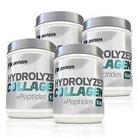 ▶ Collagen Peptides 4LB Hydrolyzed Anti-Aging Protein Powder Kosher 4 Pack x 1LB