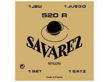 SAVAREZ CORDIERA CHITARRA CLASSICA Carte rouge (520 R), carte Blache (520 B)