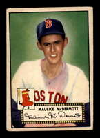 1952 Topps #119 Mickey McDermott  VGEX X1532949