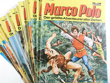 Auswahl MARCO POLO Heft # 1 -  95 ( Bastei Verlag 1975 1978 )