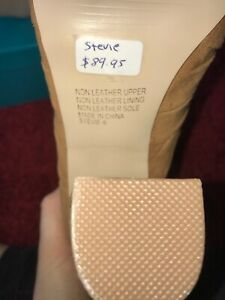 Tan Boots (THERAPY) STEVIE TAN MICRO SIZE 6
