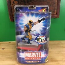 NIP Marvel Universe Series 1 WOLVERINE Collectible Resin Figurine by Monogram