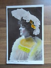 Adrienne Augarde Davidson Glossyphoto Postcard Series 1230 posted Southport 1905