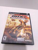 MTX: Mototrax (Sony PlayStation 2, 2004)  CIB Tested Fast Shipping