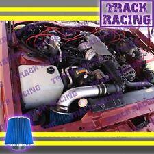 88 89 PONTIAC FIREBIRDFORMULATRANS AM GTA 5.0L5.7L V8 AIR INTAKE Black Blue
