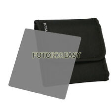 "FOTGA 4 X4"" Neutral Density ND2 filter for Matte box Cokin Z Hitech Lee Holder"