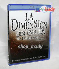 The Twilight Zone - La Dimension Desconocida Temp. 2 Blu-ray En Español Latino