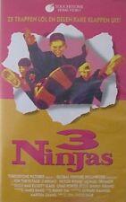 3 NINJAS - VHS