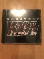 Greatest KISS CD Initial US Issue Out Of Print