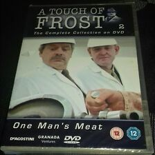 dvd new sealed a touch of frost one man's meat david jason
