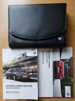 GENUINE BMW 3 SERIES SALOON F30 HANDBOOK OWNERS MANUAL 2011-2015 PACK L-948